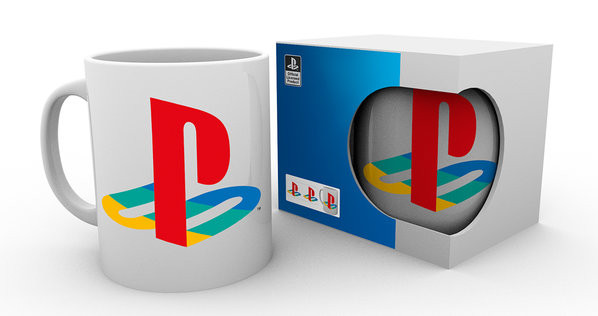 Playstation - Colour Logo Mug