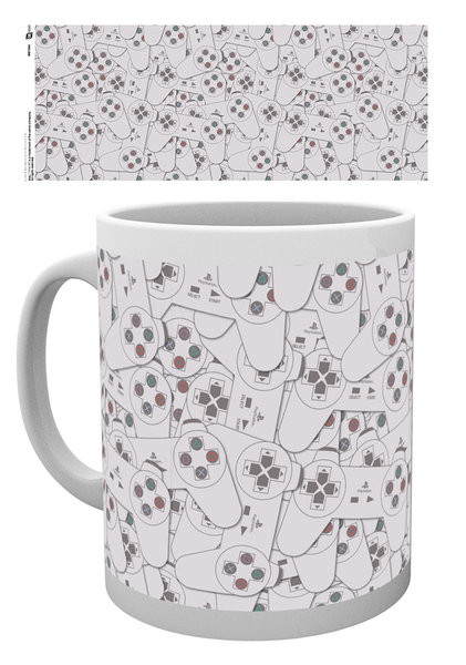 Playstation - Controllers Mug