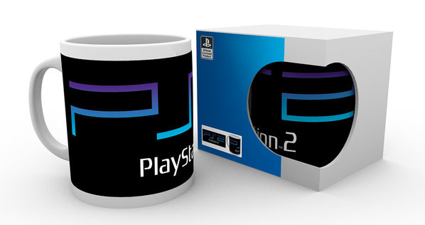 Playstation - PS2 Logo Mug