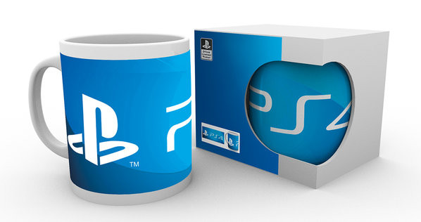 Cup Playstation - PS4 Logo