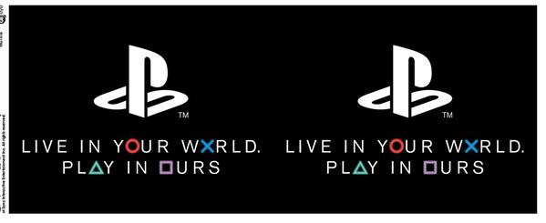 Playstation - World Mug