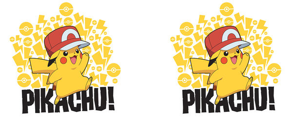 Pokemon - Ash Hat - Pikachu Mug