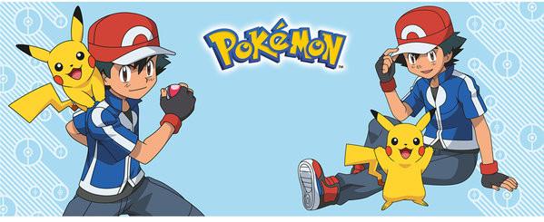 Pokémon - Ash Mug