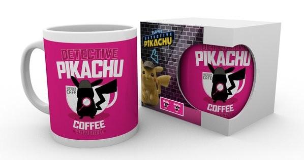 Pokemon Detective Pikachu Coffee Powered Mug