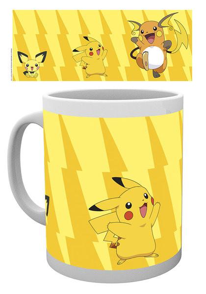 Pokémon - Pikachu Evolve Mug