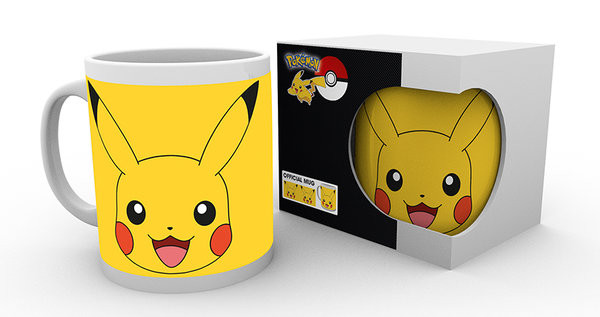 Pokemon - Pikachu Mug
