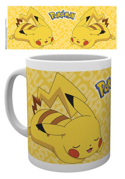 Pokémon - Pikachu Rest Mug