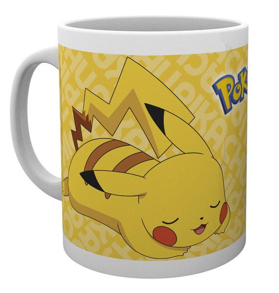 Cup Pokémon - Pikachu Rest