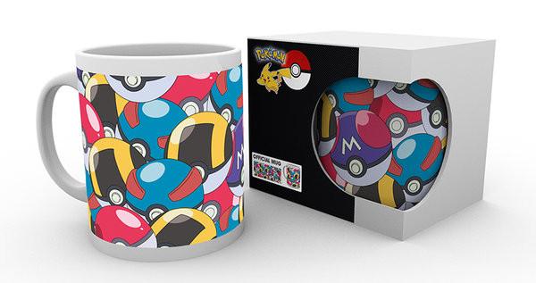 Pokemon - Pokeballs Mug