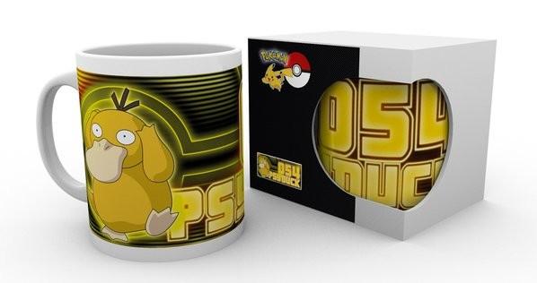 Cup Pokemon - Psyduck Glow
