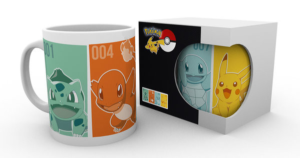 Pokemon - Starters Mug