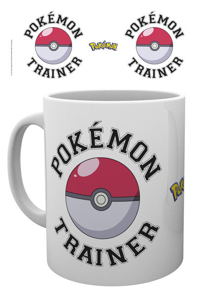 Pokemon - Trainer Mug