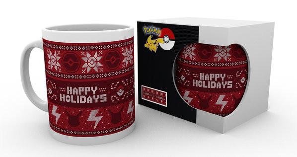 Pokemon - Xmas Jumper Mug