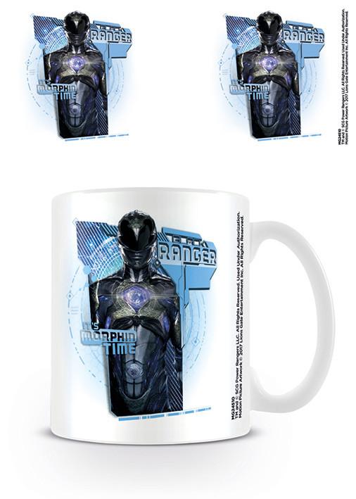 Power Rangers - Black Ranger Mug