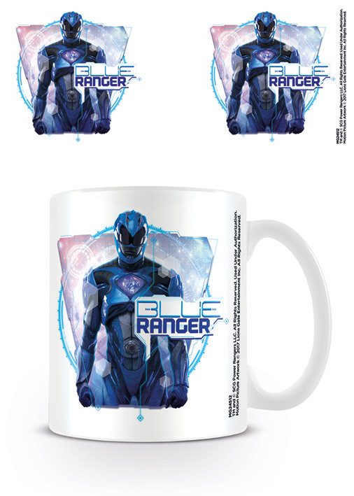 Power Rangers - Blue Ranger Mug