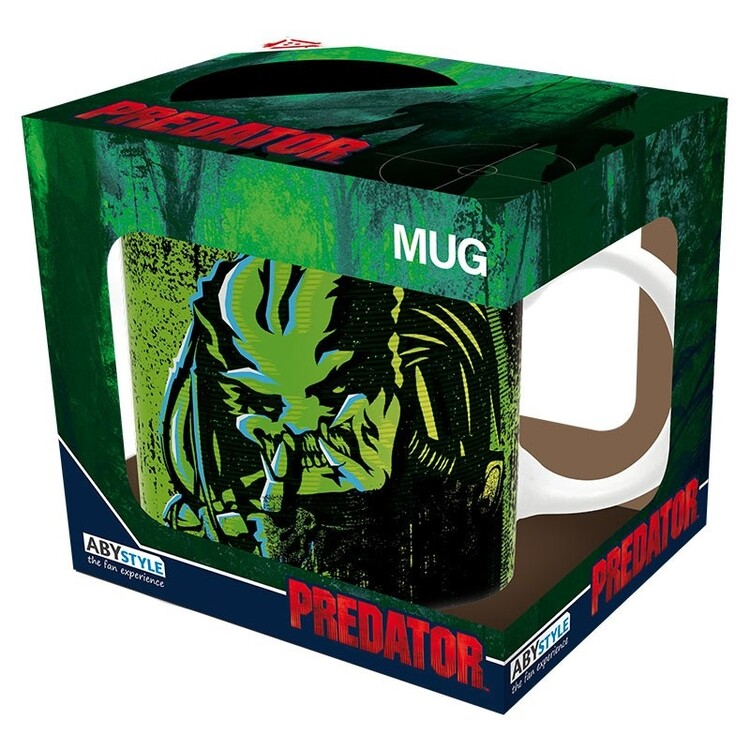 Cup Predator - Green