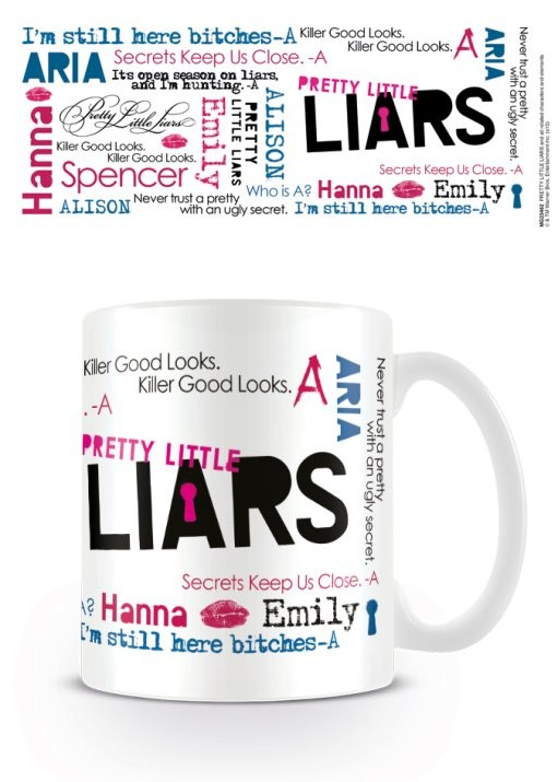 Pretty Little Liars - Montage Mug