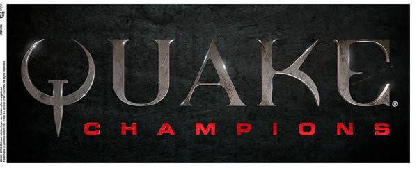 Quake - Logo Mug