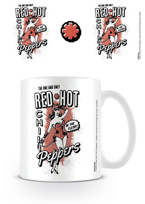 Red Hot Chili Peppers - Devil Girl Mug