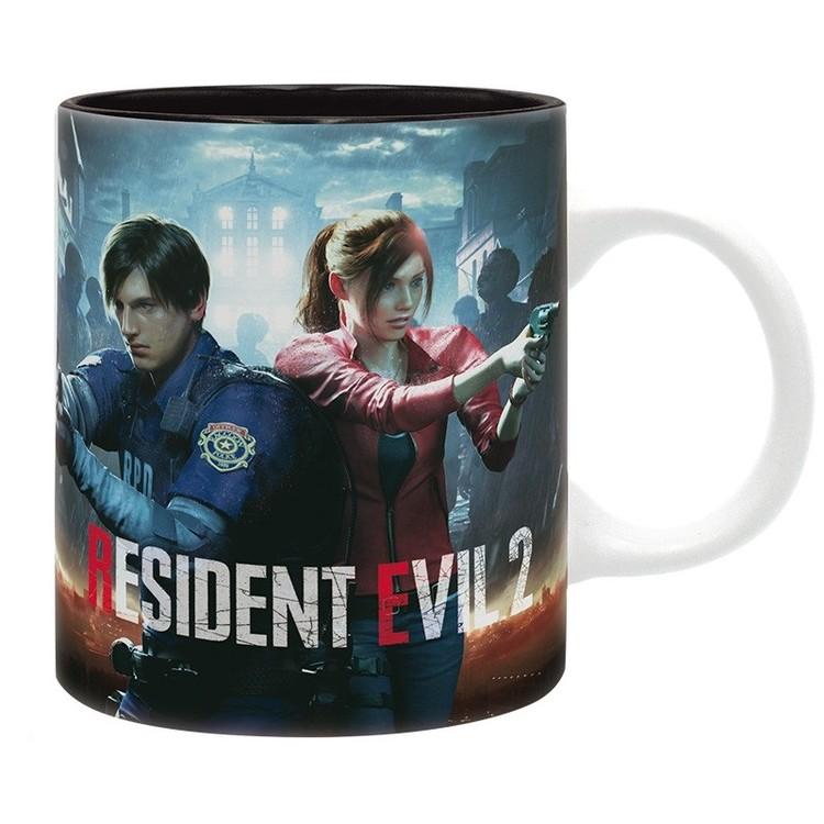 Resident Evil - RE 2 Remastered Mug