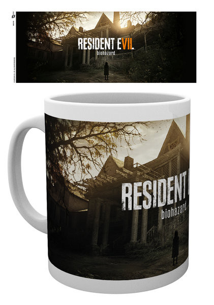 Resident Evil - Re 7 Key Art Mug
