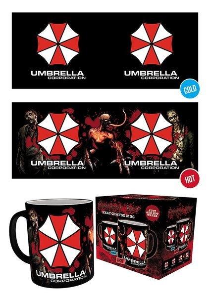 Resident Evil - Umbrella Mug