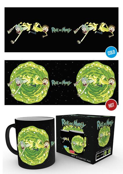 Rick and Morty - Portal Mug