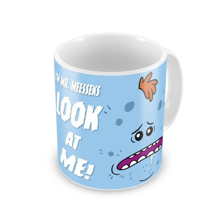 Cup Rick & Morty - Mr. Meeseeks