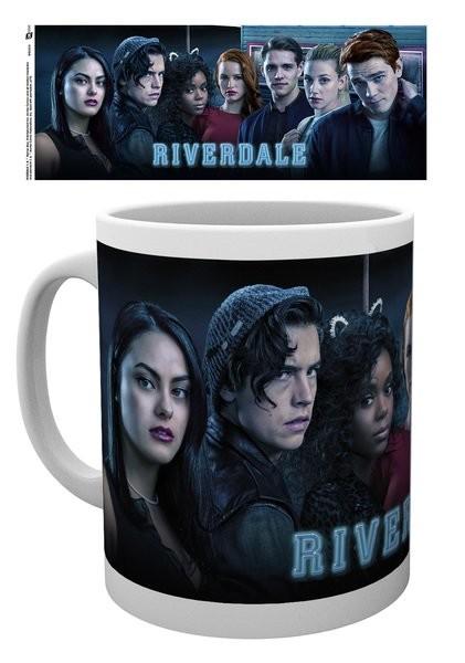 Cup Riverdale - Key Art Cast