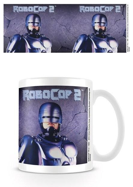 Robocop 2 - Metal Mug