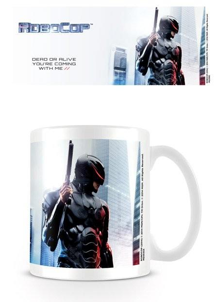 Robocop - 2014 Dead Or Alive Mug