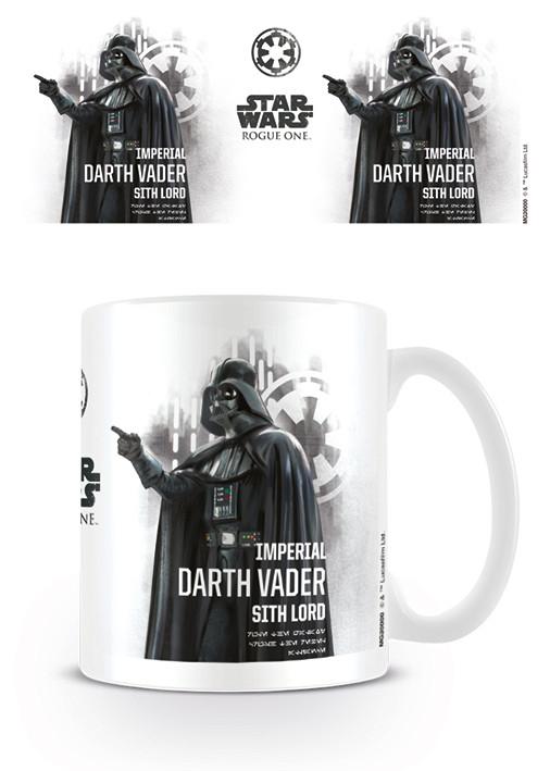 Rogue One: Star Wars Story - Darth Vader Profile Mug