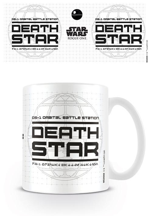 Rogue One: Star Wars Story - Death Star Mug