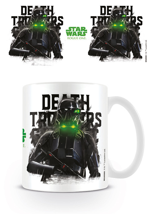 Rogue One: Star Wars Story - Death Trooper Mug