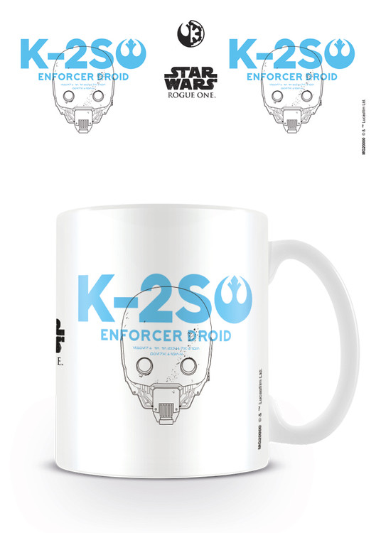 Rogue One: Star Wars Story - K-2S0 Mug