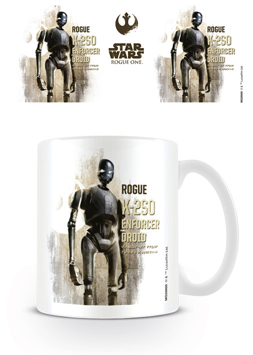 Rogue One: Star Wars Story - K2s0 Profile Mug