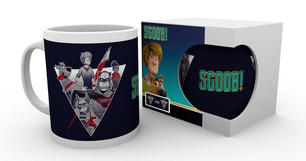 Cup Scoob! - Falcon Force