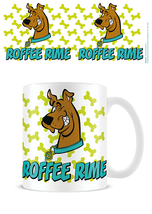 Cup Scooby Doo - Roffee Rime