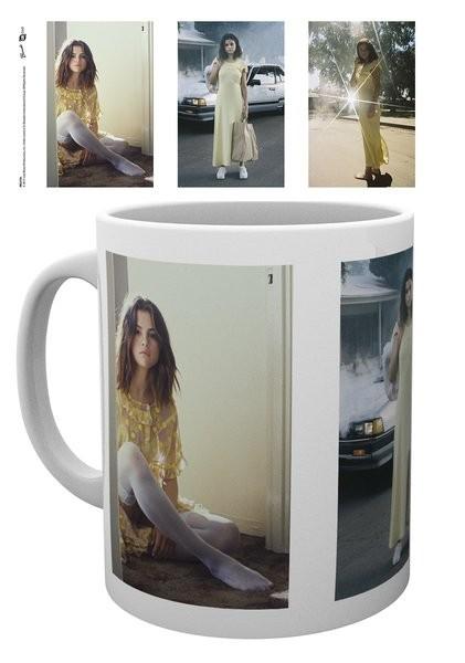 Selena Gomez - Triptych (BRAVADO) Mug