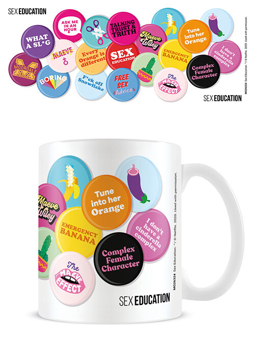 Cup Sex Education - Push My Buttons