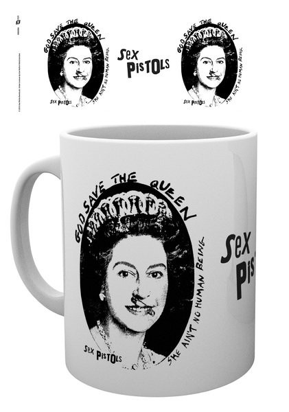 Sex Pistols - God Save The Queen Mug