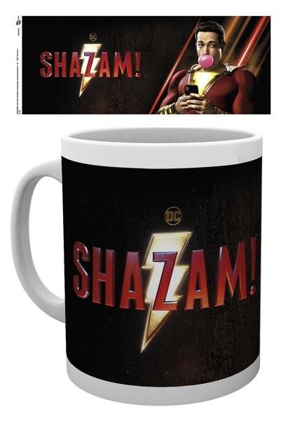Cup Shazam - Key Art