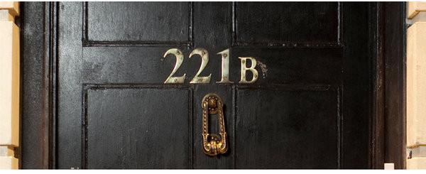 Sherlock - 221B Mug