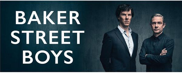 Sherlock - Baker Street Boys Mug