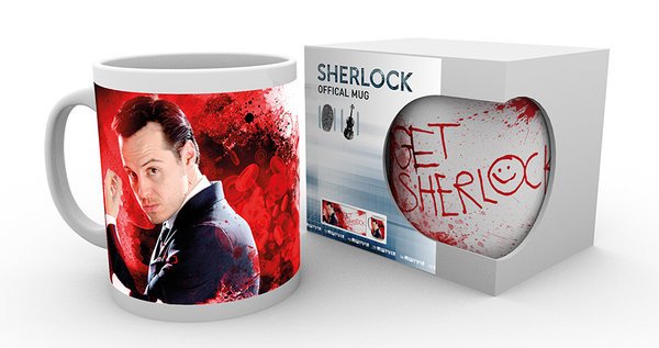 Sherlock - Get Sherlock (Moriarty) Mug