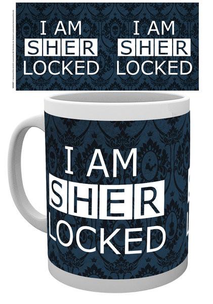 Sherlock - Sherlocked Dark Mug