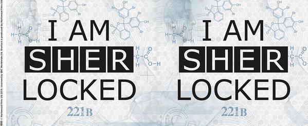 Sherlock - Sherlocked Mug