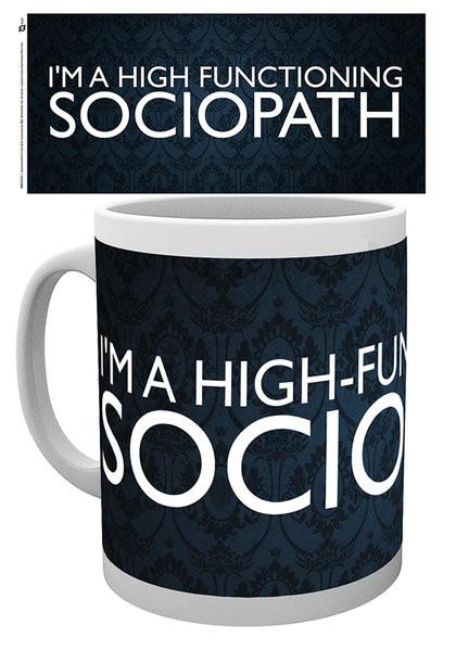 Sherlock - Sociopath Mug