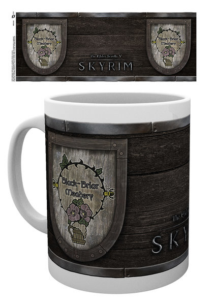 Skyrim - Black Briar Mug
