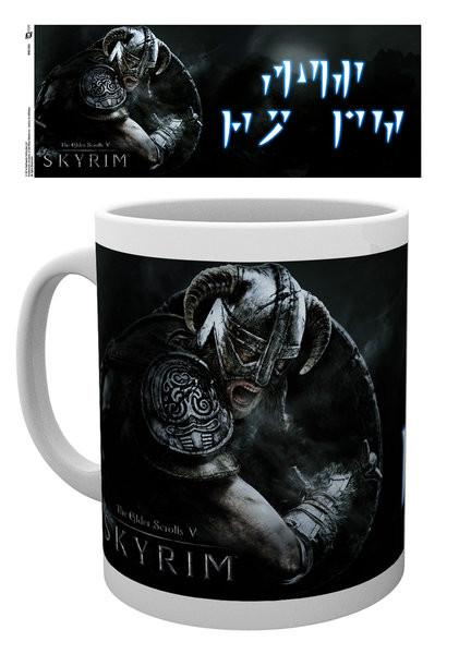 Skyrim - Shout Mug